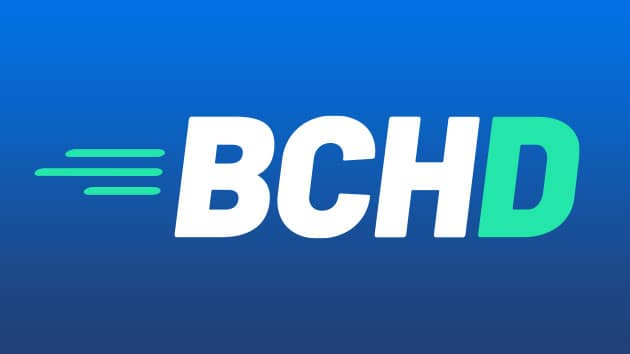 Logo and identity we created for a full node software implementation for Bitcoin Cash called BCHD